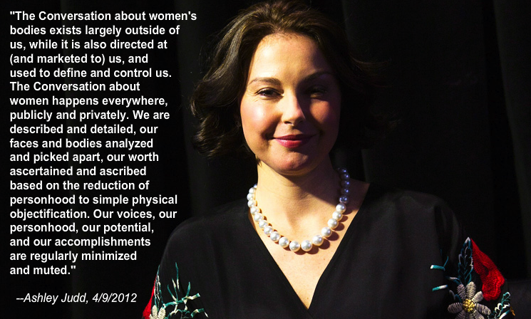 Ashley Judd's quote #1