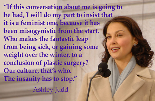 Ashley Judd's quote #2