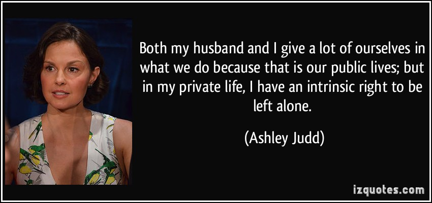 Ashley Judd's quote #6