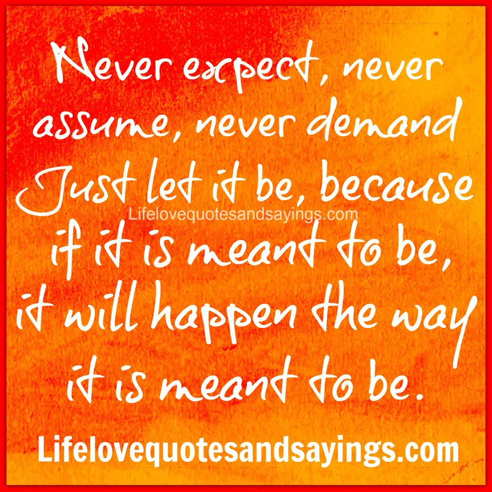 Assume quote #5