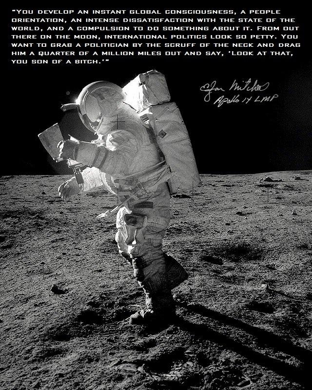 Astronaut quote #1