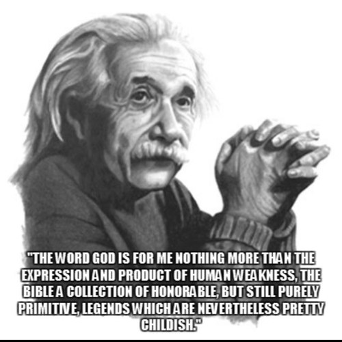 Atheism quote #1