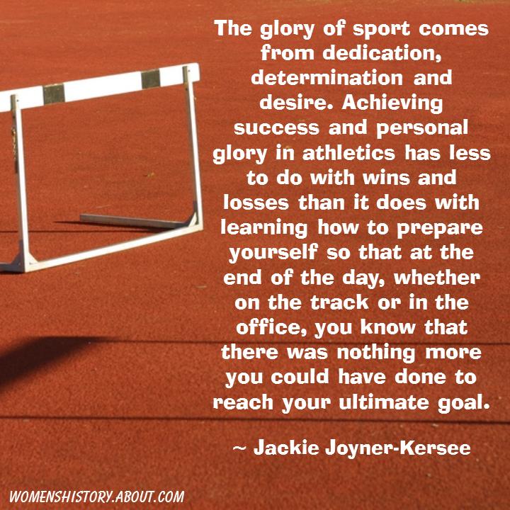 Athletes quote #3