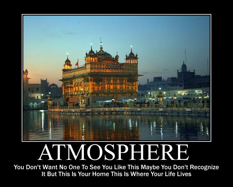 Atmosphere quote #1