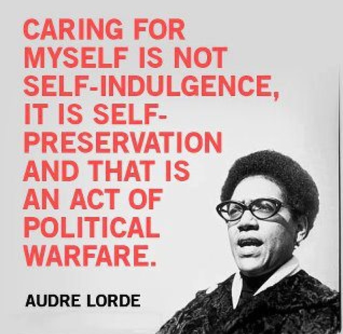 Audre Lorde's quote #4
