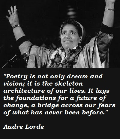 Audre Lorde's quote #5