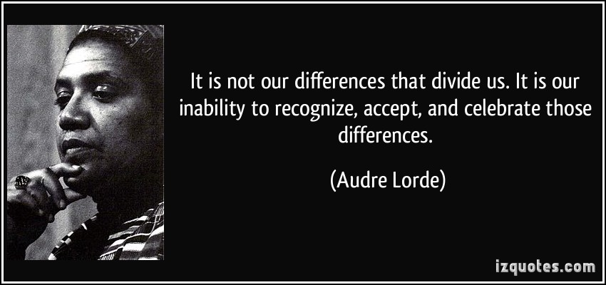 Audre Lorde's quote #8