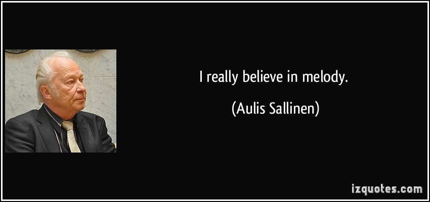 Aulis Sallinen's quote #5