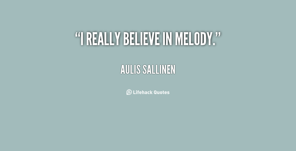 Aulis Sallinen's quote #4