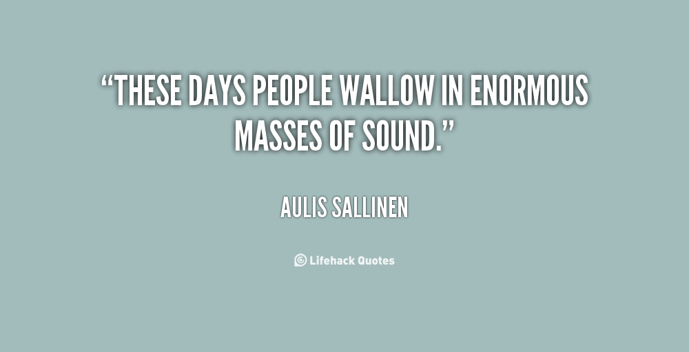 Aulis Sallinen's quote #2