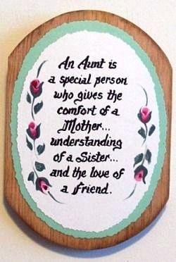 Aunt quote #2
