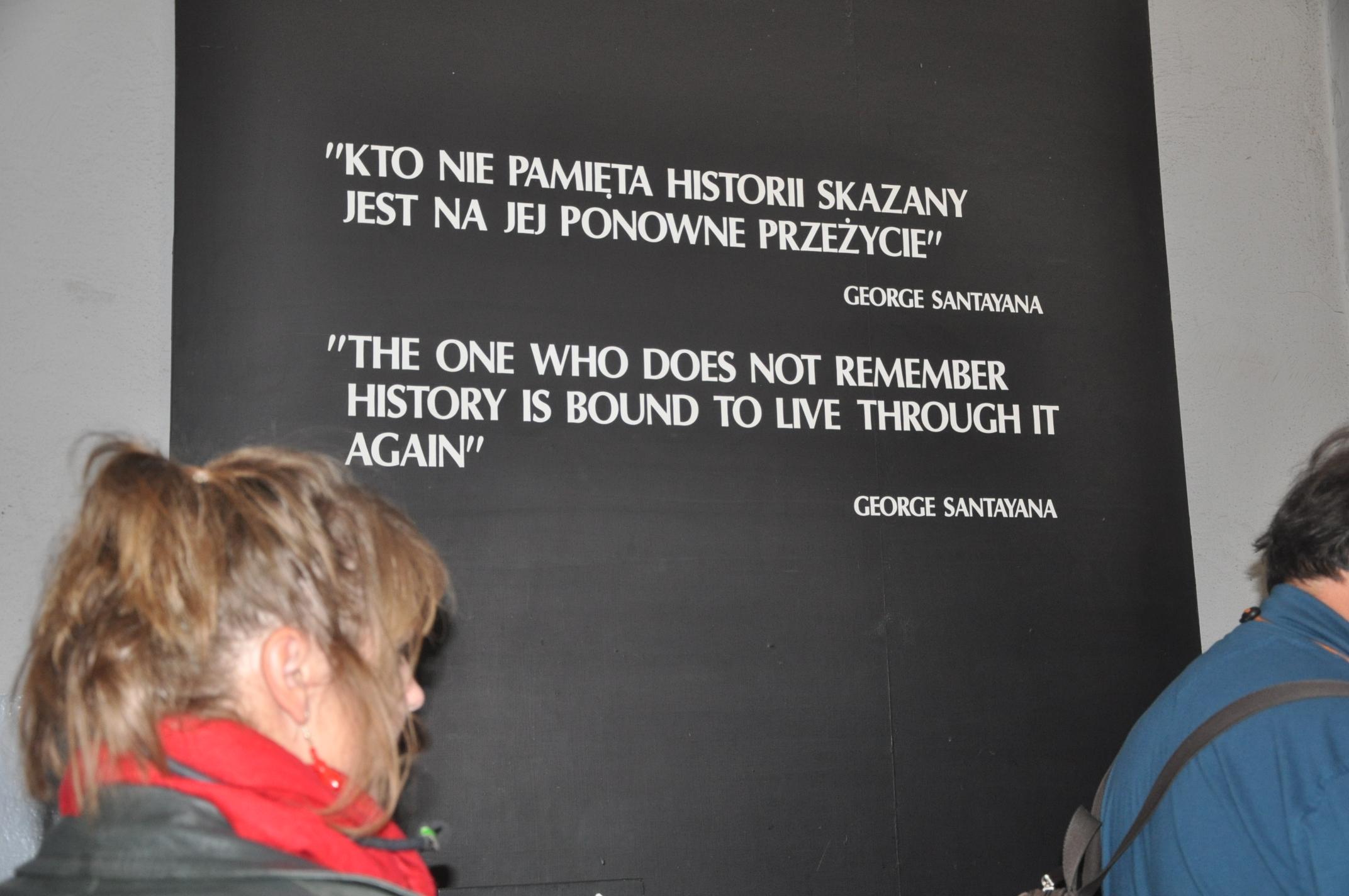 Auschwitz quote #1