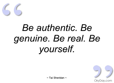 Authentic quote #3