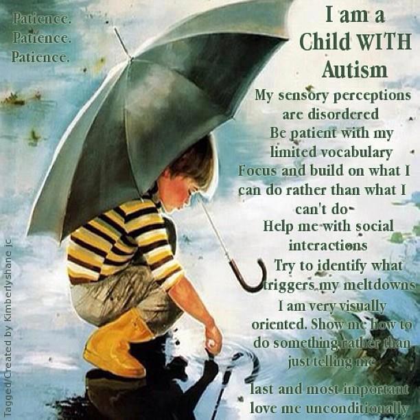 Autistic quote #1
