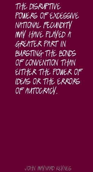 Autocracy quote