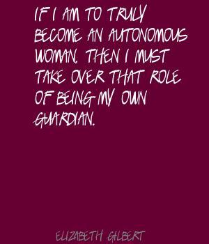 Autonomous quote #1