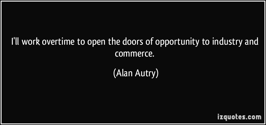 Autry quote #1