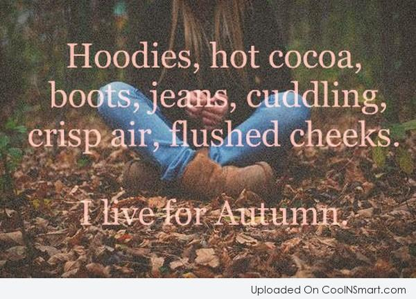 Autumn quote #3