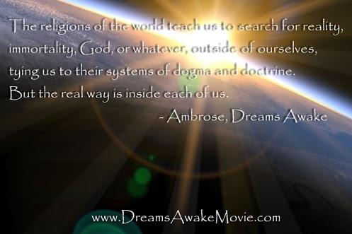 Awake quote #2