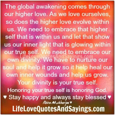 Awakening quote #2