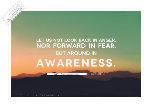 Awareness quote #3