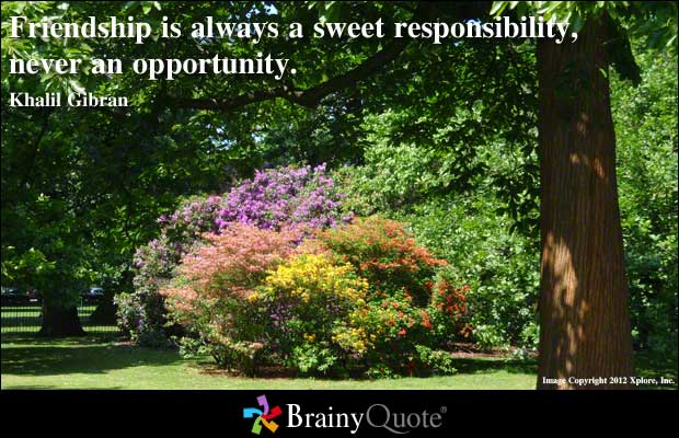 Awesome Responsibility quote #2