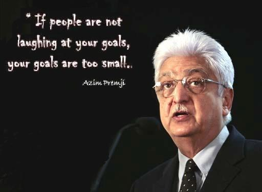 Azim Premji's quote #1