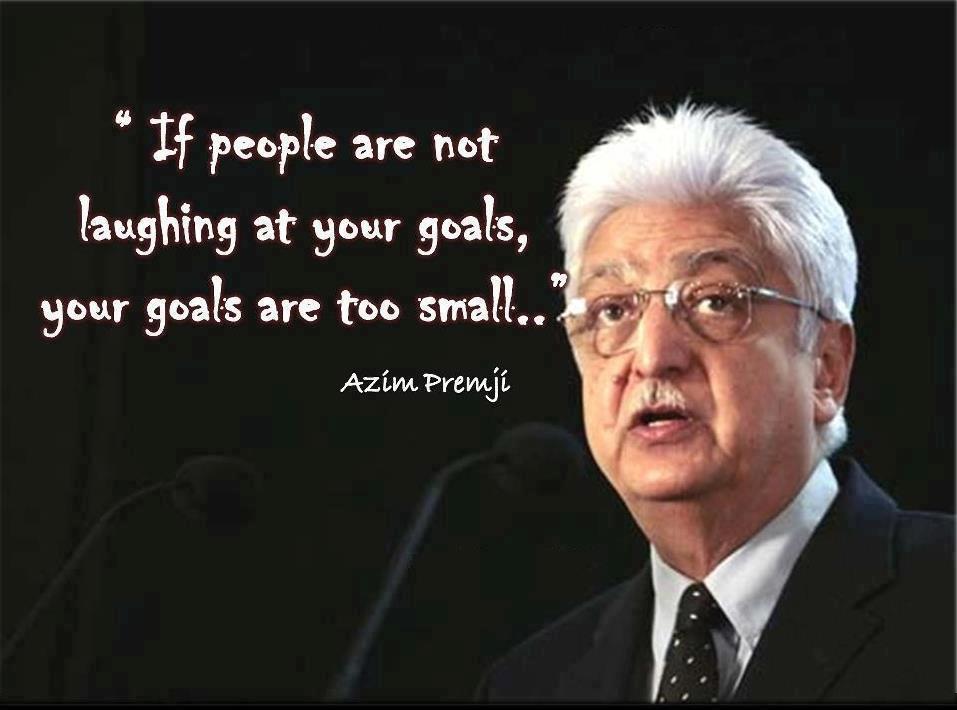 Azim Premji's quote #2