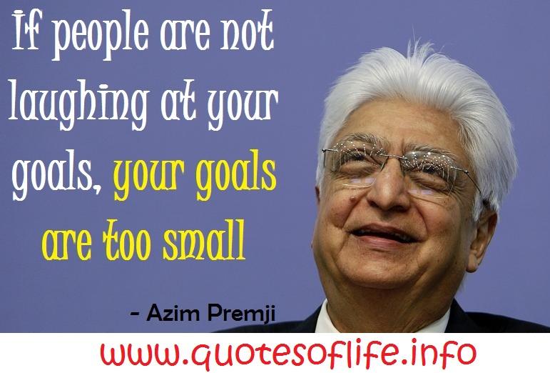 Azim Premji's quote #6