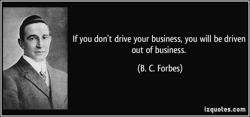 B. C. Forbes's quote #6