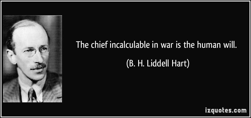 B. H. Liddell Hart's quote #3