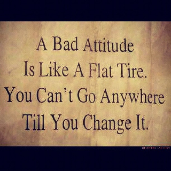 Famous Quotes About Bad Attitude Sualci Quotes
