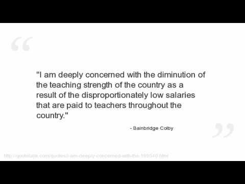 Bainbridge Colby's quote #2