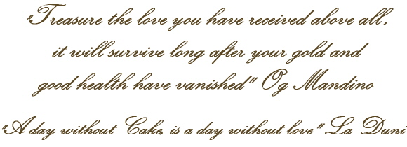 Famous Quotes About Bakery