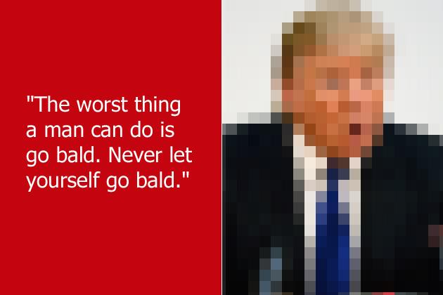 Bald quote #2