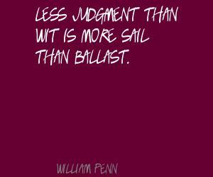Ballast quote #1