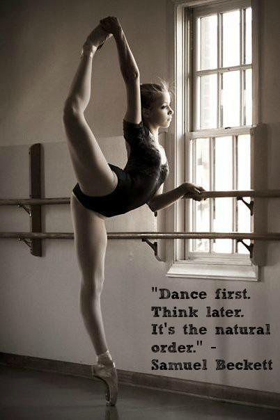 Ballet quote #3