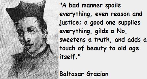 Baltasar Gracian's quote #6