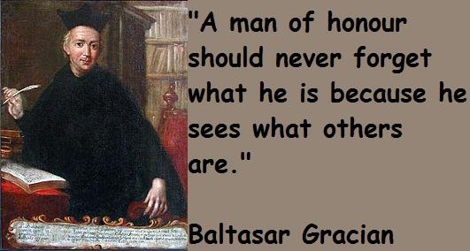 Baltasar Gracian's quote #4