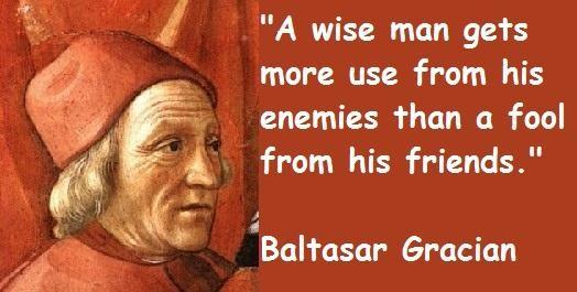 Baltasar Gracian's quote #5