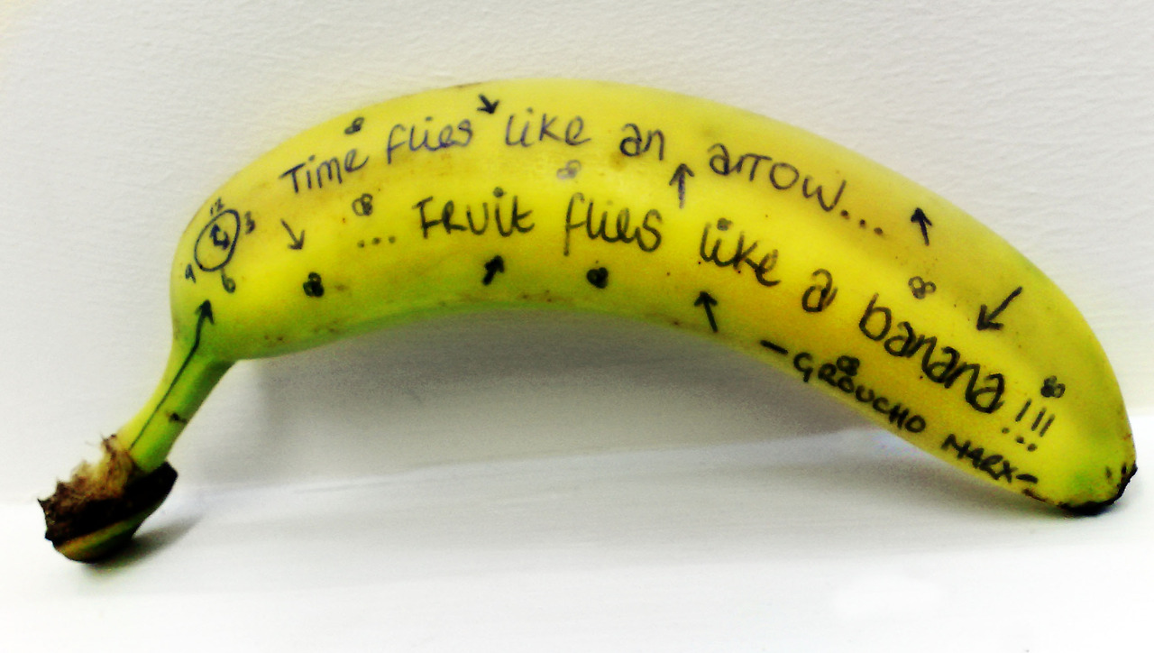 Banana quote #1