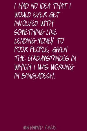 Bangladesh quote #1