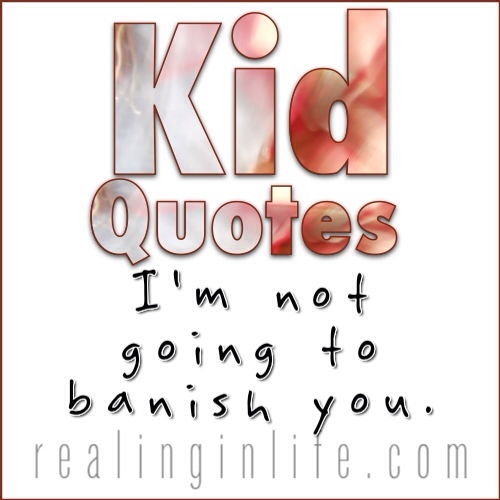 Banish quote #1
