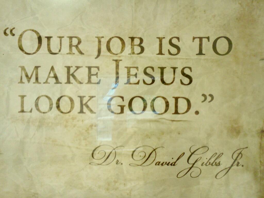 Baptist quote #3