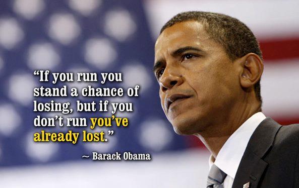 Barack Obama quote #1