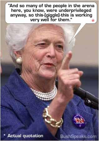 Barbara Bush's quote #4