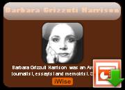 Barbara Grizzuti Harrison's quote #2