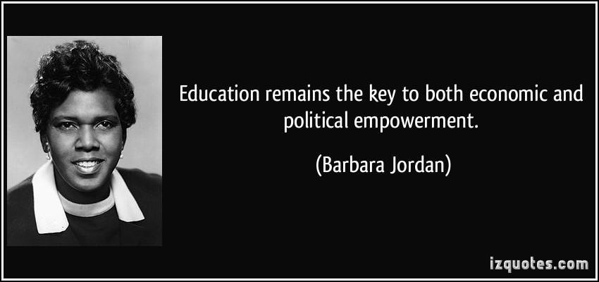 Barbara Jordan's quote #2