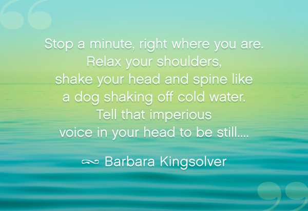 Barbara Kingsolver's quote #3