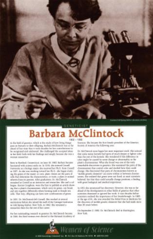 Barbara McClintock's quote #2